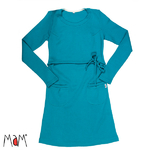 mam-motherhood-tunique-en-laine-femme-royal-turquoise