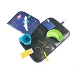 Set-de-table-pliable-Constellation-4-craies-Jaq-Jaq-Bird