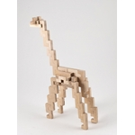 Jeu de construction en bois Girafe CLOZE 4