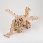 Jeu de construction en bois Dragon CLOZE 4