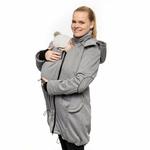 Liliputi Mamacoat manteau de portage et grossesse 4 en 1 Shark 3