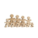 Flockmen Family - lot de 30 3