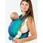ISARA QUICK Porte-bébé Diamonda Northern lights 5