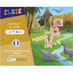 Cloze-le-T-Rex-lot-de-construction-41-pièces