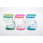 92090Cascades Sensorielles double couleur - Lot de 3 Tickit