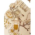 Puzzle multicouches le Cycle de vie des insectes Stuka Puka 3