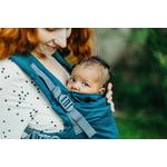 Porte-bébé BOBA X Atlantic coton bio 3