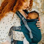 Porte-bébé BOBA X Atlantic coton bio