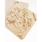 Puzzle Stuka Puka Les couches de la Terre 2