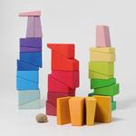 30 blocs de construction inclinés - Grimms 4