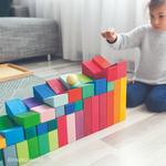 30 blocs de construction inclinés - Grimms 6