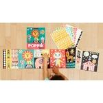 Poster panorama et stickers Cirque Poppik 2