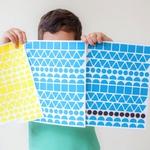 Poster panorama et stickers Aquarium Poppik 4