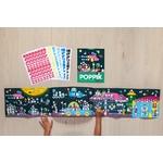 Poster panoramique + 750 stickers Cosmic Poppik 2