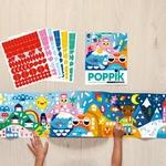 Poster panoramique + 520 stickers 4 saisons Poppik 2