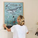 Poster géant Océan Poppik 6