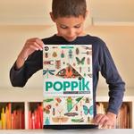 Jeu-educatif-Poppik-Puzzle-Stickers-Autocollants-affiche-insectes-10