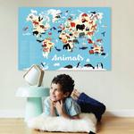 Jeu-educatif-Poppik-Puzzle-Stickers-Autocollants-affiche-animaux-10