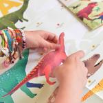 Jeu-educatif-Poppik-Puzzle-Stickers-Autocollants-affiche-dinosaures-6