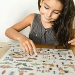 Puzzle Insectes 500 pièces Poppik 3