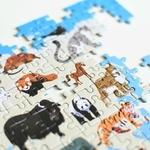 Puzzle Animaux 500 pièces Poppik 3