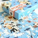 Puzzle Animaux 500 pièces Poppik 4