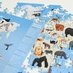 Puzzle Animaux 500 pièces Poppik 5