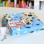Puzzle Animaux 500 pièces Poppik 6