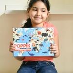Puzzle Animaux 500 pièces Poppik 7