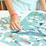 Puzzle Océans 500 pièces Poppik 2