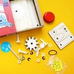 Construis ta sonnette à manivelle Koa Koa 3