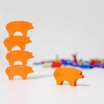Figurines pour compter ou raconter des histoires -Lot de 55 Grimms  3