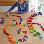 Figurines pour compter ou raconter des histoires -Lot de 55 Grimms  4