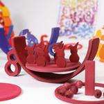 Figurines pour compter ou raconter des histoires -Lot de 55 Grimms  5