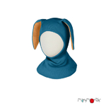 Cagoule lapin ManyMonths - coloris 2021 Mykonos Waters-L