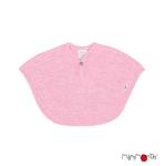 ManyMonths Multi cape en laine - coloris 2021 Stork Pink