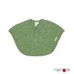 ManyMonths Multi cape en laine - coloris 2021 Jade Green