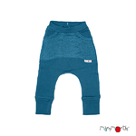 Kangaroo Pants Sarouel à poche ManyMonths - coloris 2021 Mykonos Waters