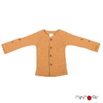 Gilet en laine ManyMonths - coloris 2021 Honey Bread_highres