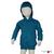 Gilet à capuche zippé en laine ManyMonths - coloris 2021 Mykonos Waters