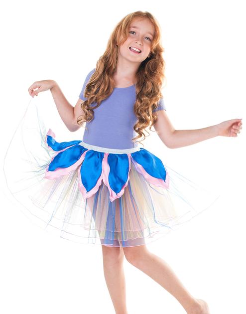 50410-Flower-Tutu-Fairy-Rainbow-XS-Model-Front