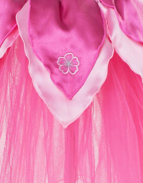 50400-Flower-Tutu-Hot-PinkRose-XS-Detail