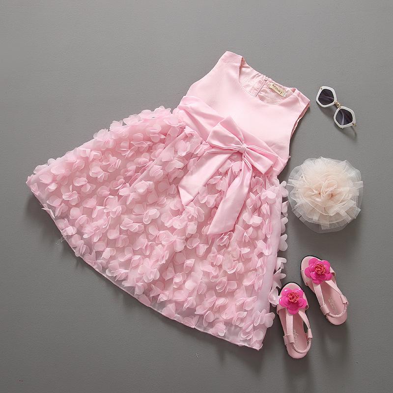 Robe fleurs petite fille boho boheme chic dresspf1197