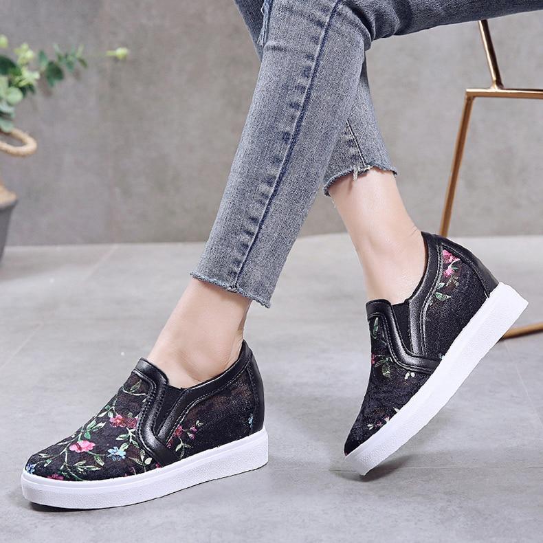 Chaussures brodées boho boheme chic CHAUSS0119