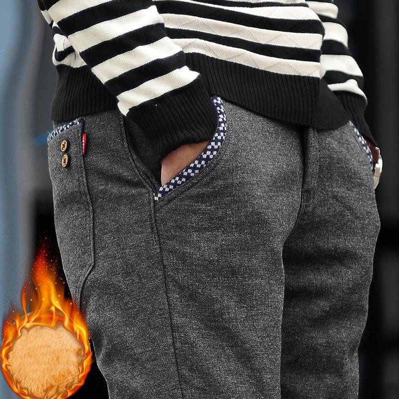 Pantalon fourré boho boheme chic HOM0065