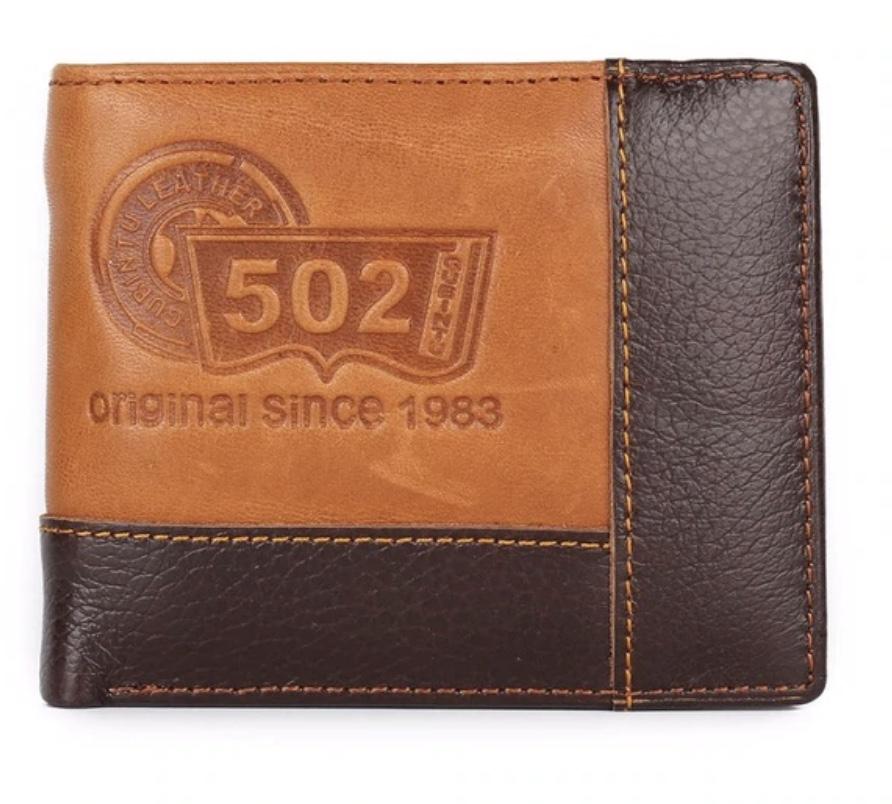 Porte cartes cuir 502 boho bohème chic Wallet0135