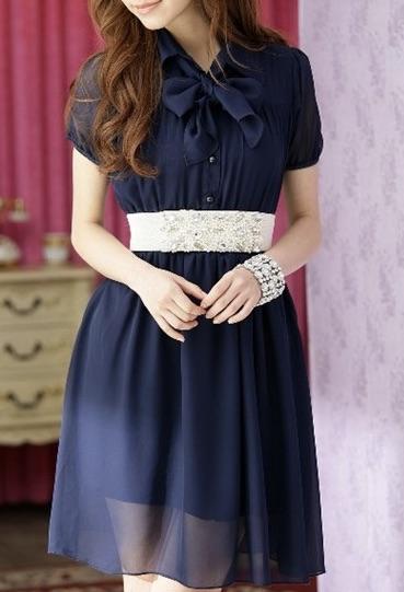 Robe mousseline boho boheme chic dress0235