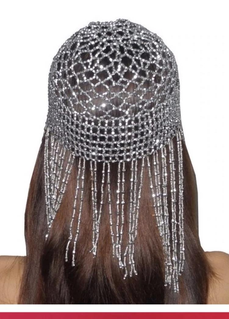 Accessoire cheveux doré cléopatre boho bohème chic HAIR0346
