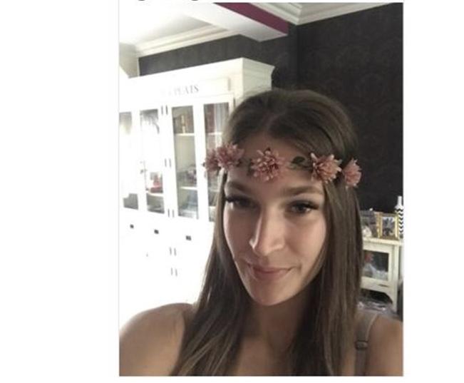 Bandeau fleurs mariage boho boheme chic hair0317