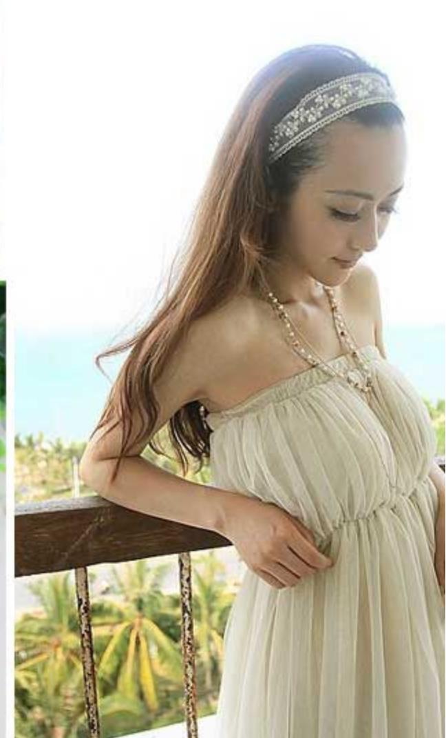 Bandeau cheveux perles marque boho boheme chic access0020
